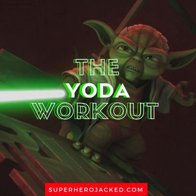The Yoda Workout Routine