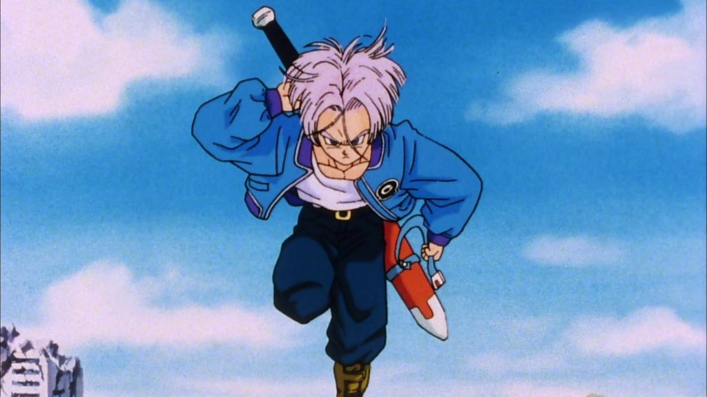 Trunks Workout 1