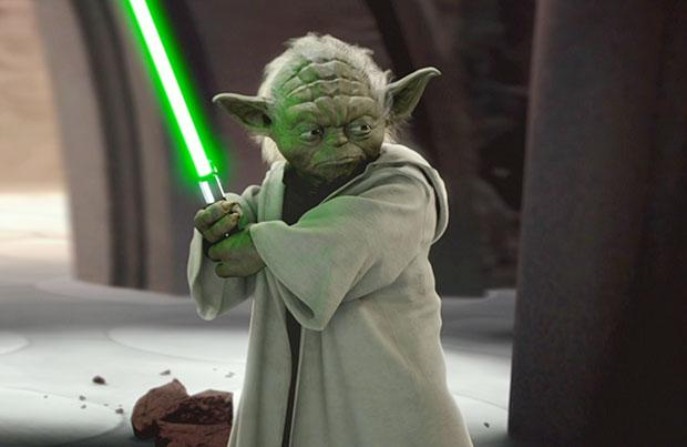 Yoda Workout 1