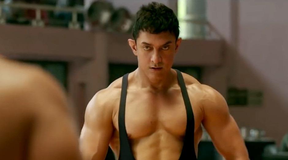 Aamir Khan Workout 2
