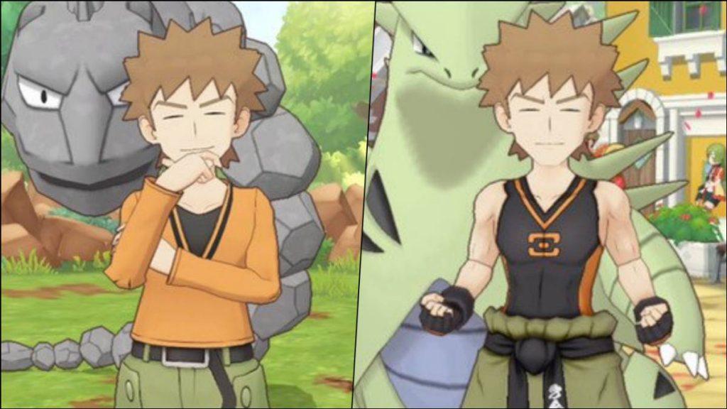 Brock Workout 4