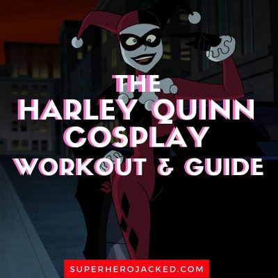 Harley Quinn Cosplay Workout and Guide (1)