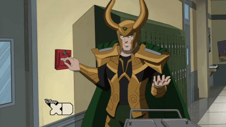 Loki Workout 2