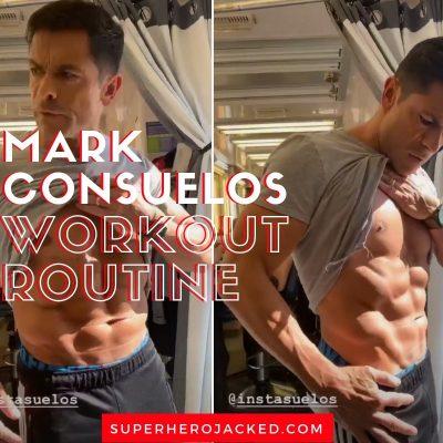 Mark Consuelos Workout Routine