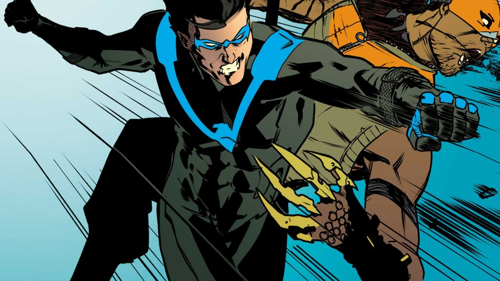 Nightwing Cosplay Workout and Cosplay Guide 1