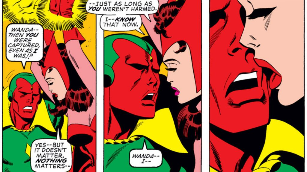 Scarlet Witch Workout 2