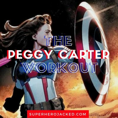 The Peggy Carter Workout