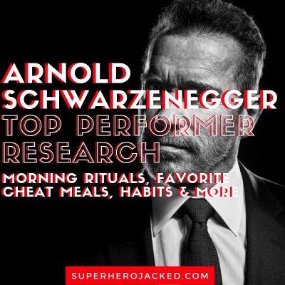 Arnold Schwarzenegger Top Performer Research