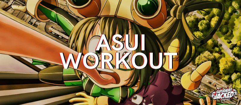 Asui Workout Routine