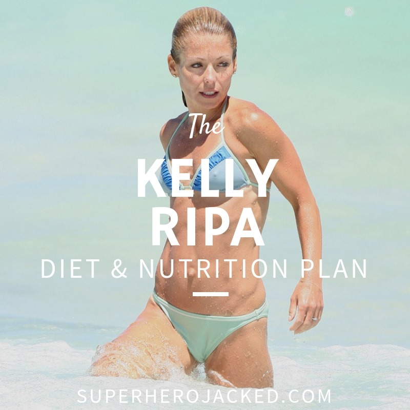 Kelly Ripa Diet and Nutrition