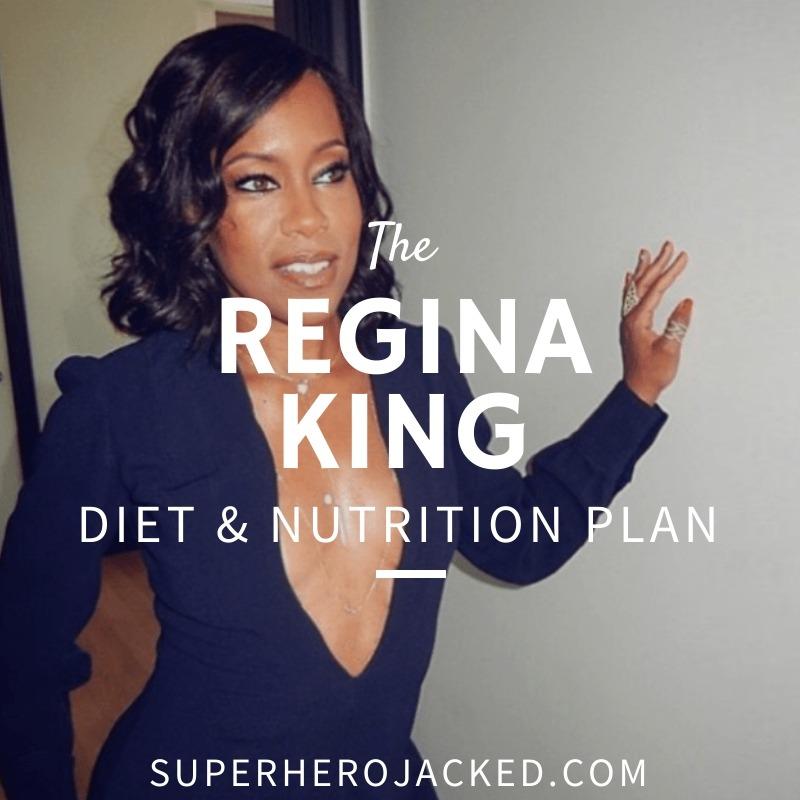 Regina King Diet and Nutrition