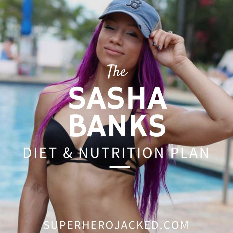Sasha Banks Diet and Nutrition