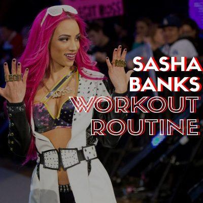 Sasha Banks Workout