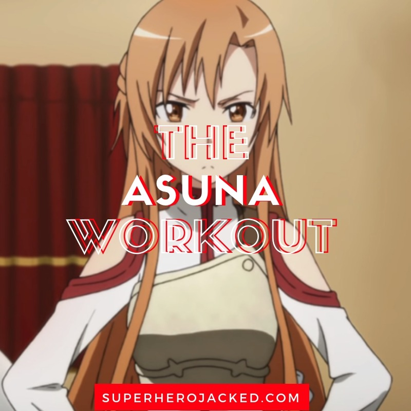 The Asuna Workout Routine
