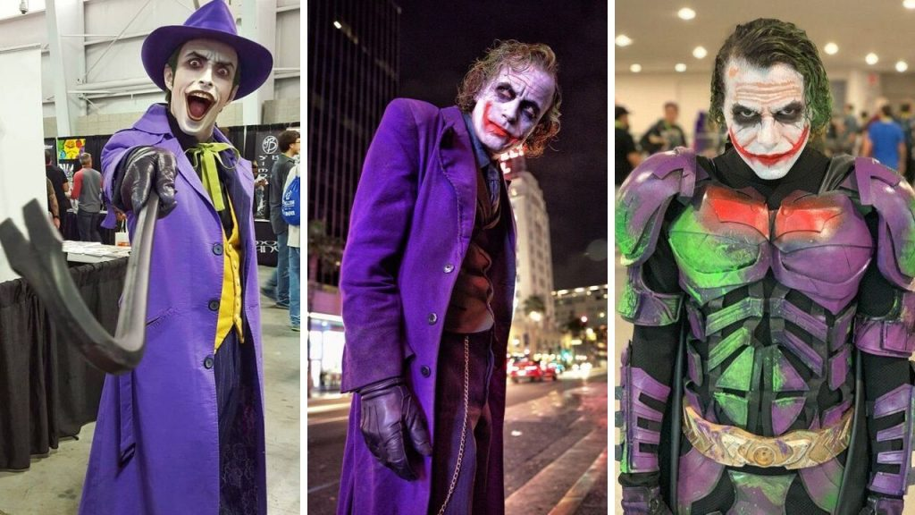 The Joker Cosplay Guide & Workout