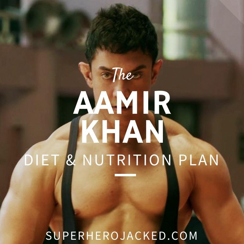 Aamir Khan Diet and Nutrition