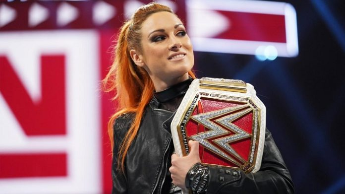 Becky Lynch Workout Routine 1