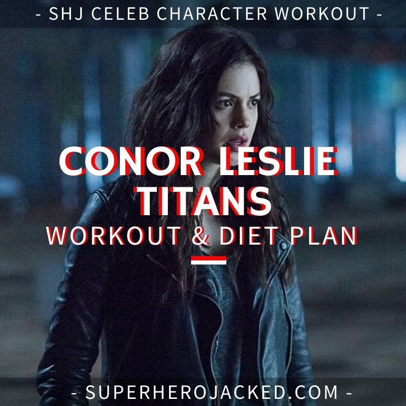Conor Leslie Titans Workout Routine and Diet Plan