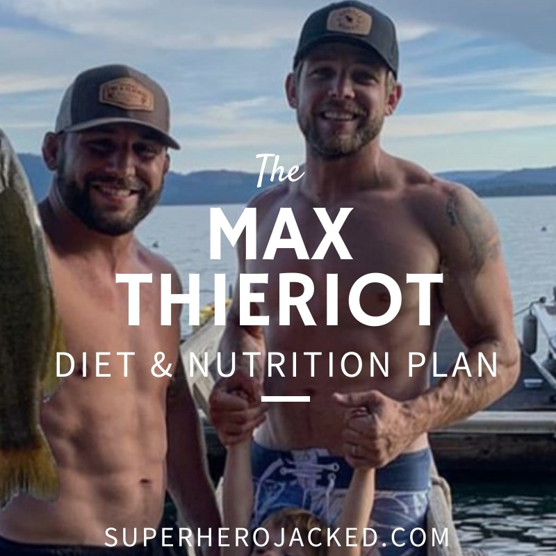 Max Thieriot Diet and Nutrition