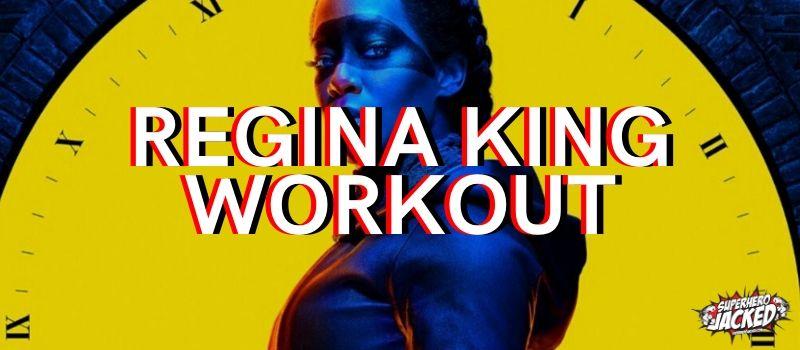 Regina King Workout Routine