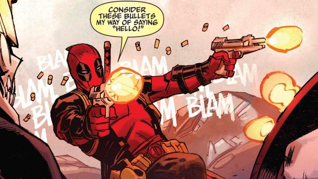 Deadpool Workout 1