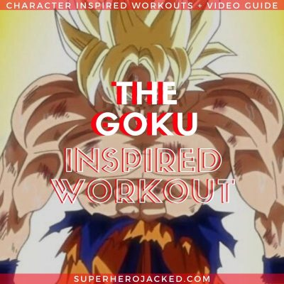 Goku Inspired Workout (2)