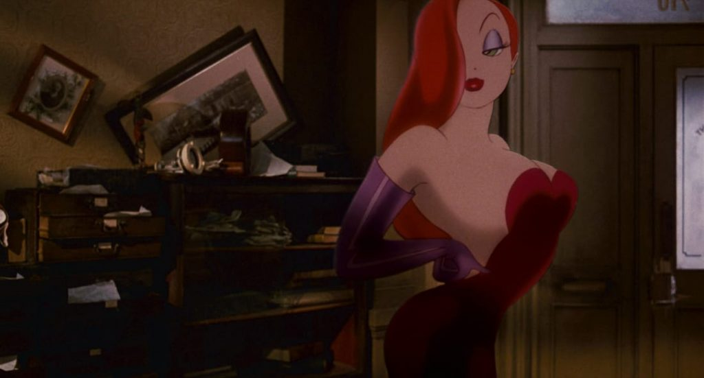 Jessica Rabbit Cosplay Workout & Guide 2