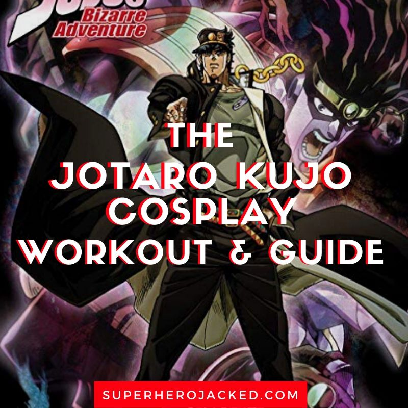 Jotaro Kujo Cosplay Workout and Guide (2)