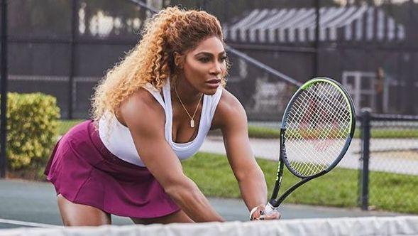 Serena Williams Workout 2