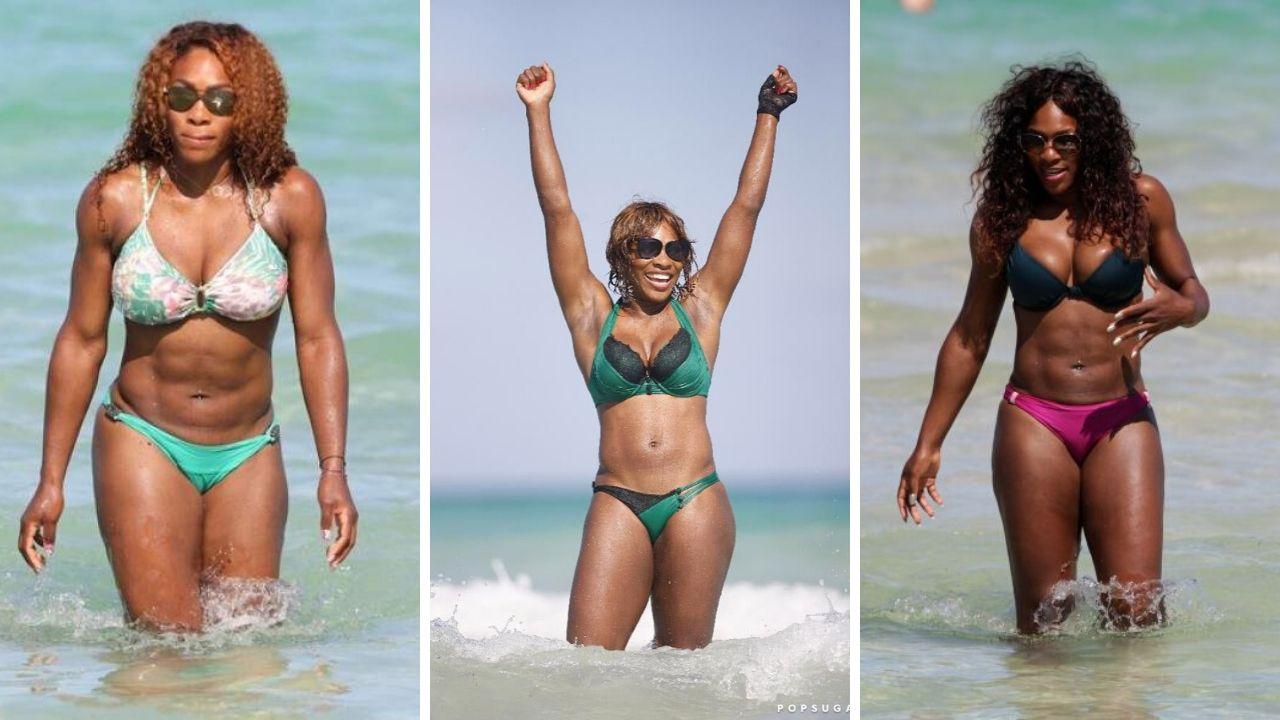 Serena Williams Workout 3