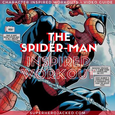 Spider-Man Inspired Workout