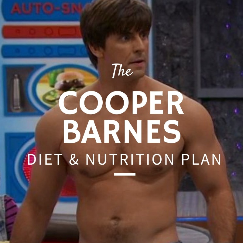 Cooper Barnes Diet and Nutrition