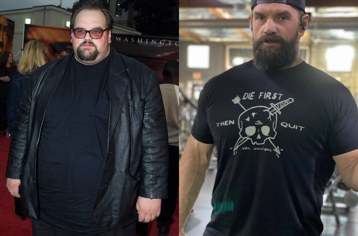 Ethan Suplee Workout 1