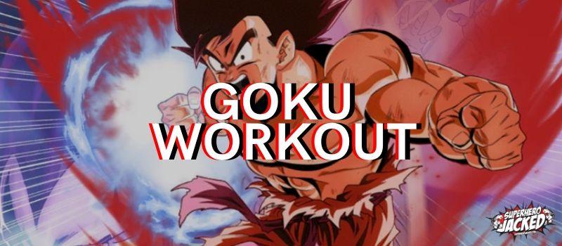 Goku Workout