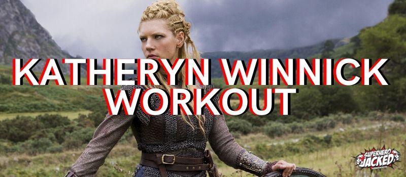 Katheryn Winnick Workout Routine