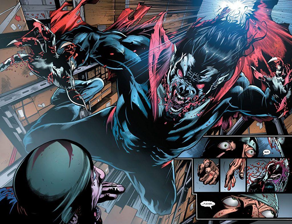 Morbius Workout 2