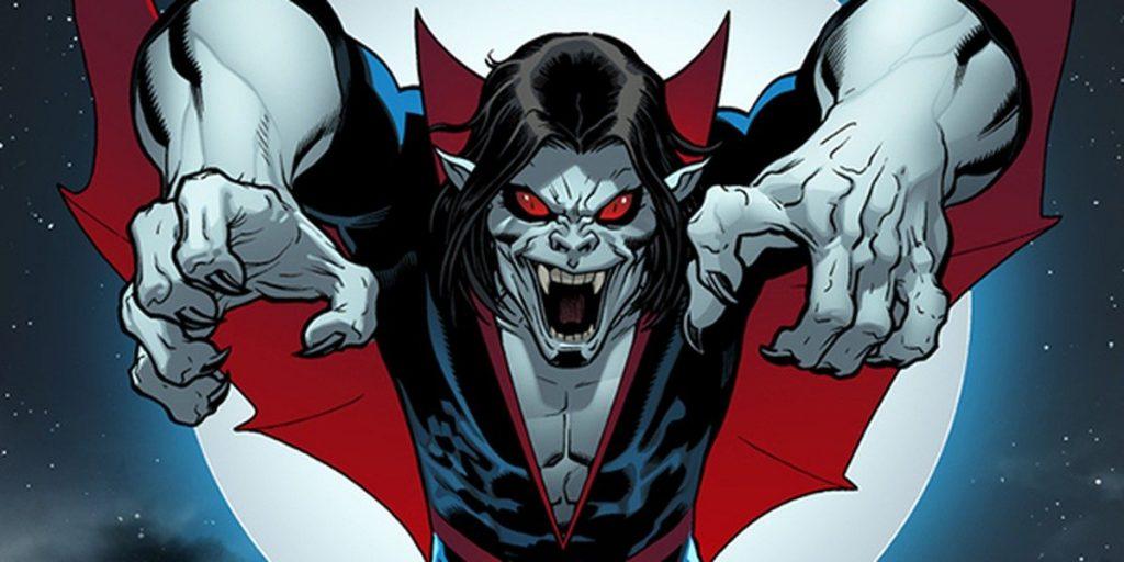 Morbius Workout 4