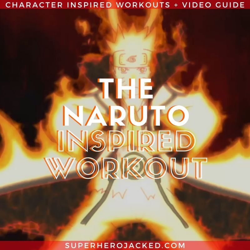 Naruto Inspired Workout 3