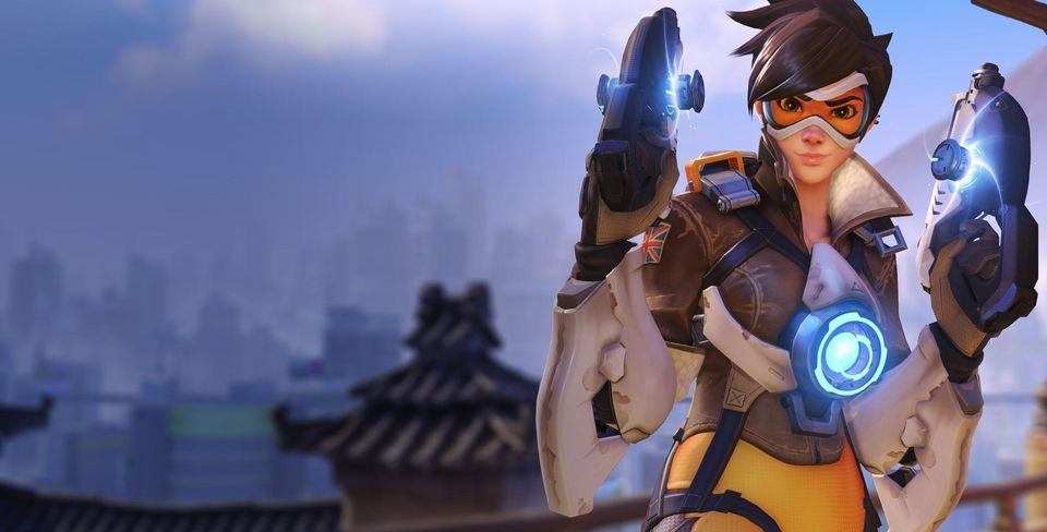 Tracer Cosplay Workout and Guide 2
