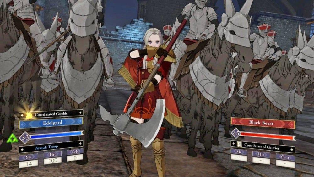 Edelgard Workout 2
