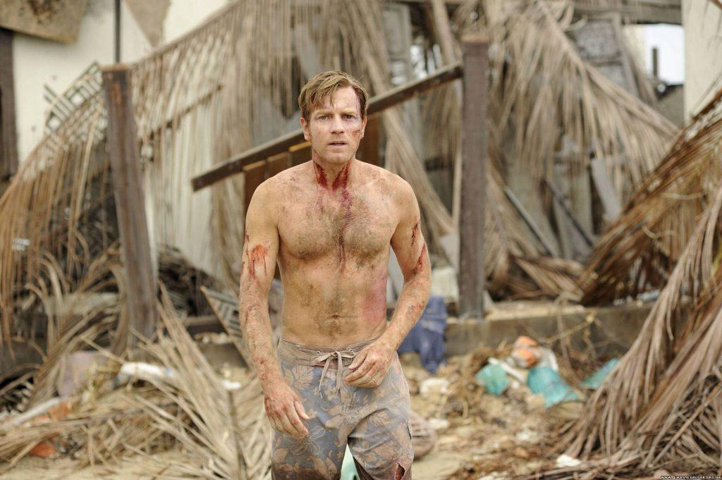 Ewan McGregor Workout 1