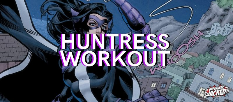 Huntress Workout Routine
