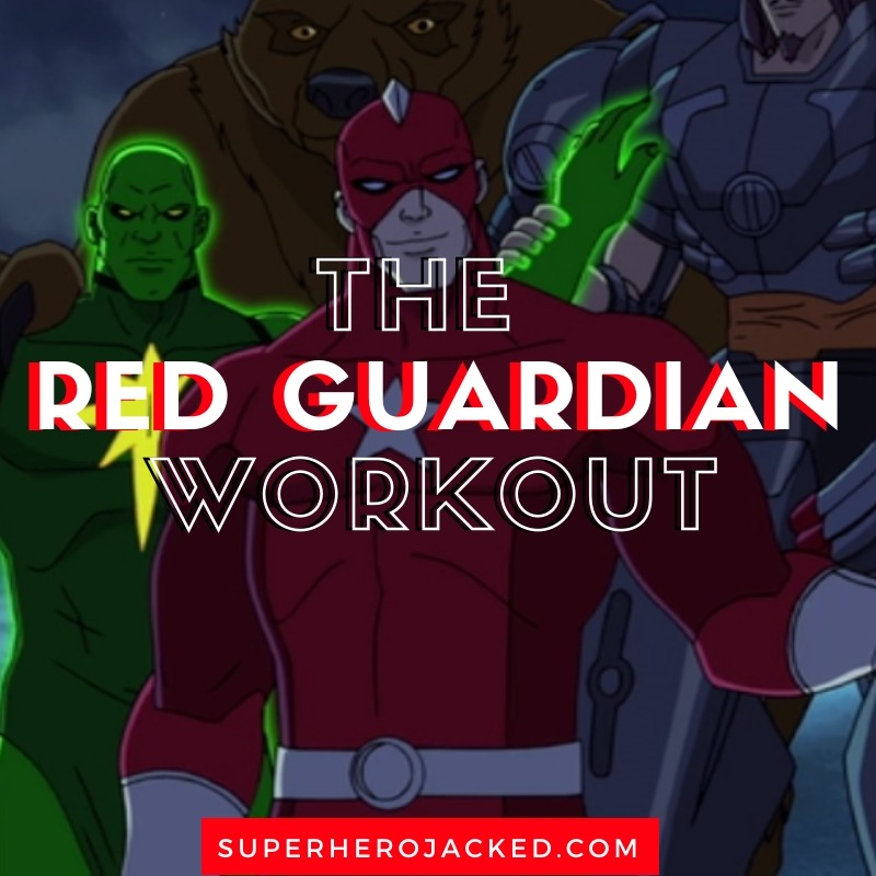 Red Guardian Workout Routine (2)