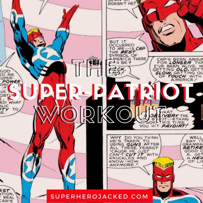 The Super-Patriot Workout