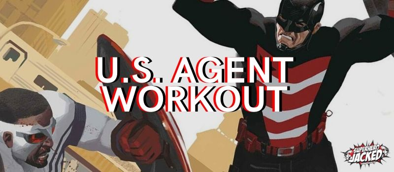 The U.S. Agent Workout Routine