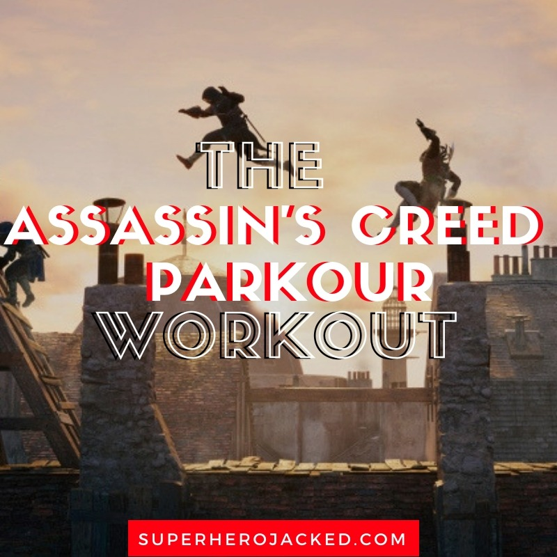 Assassin's Creed Parkour Workout Routine