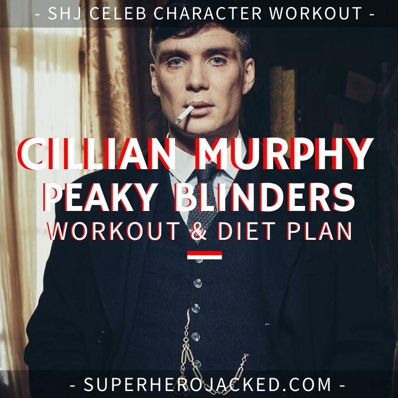 Cillian Murphy Peaky Blinders Workout