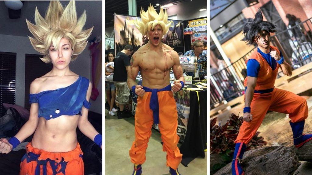 Goku Cosplay Workout Routine