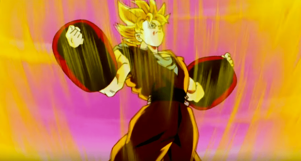 Goku Weighted Vest Home Gym