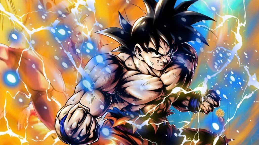 Goku Workout Cosplay
